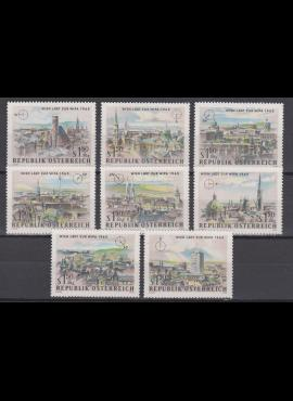 Austrija, pilna serija MiNr 1164-1171 MNH**