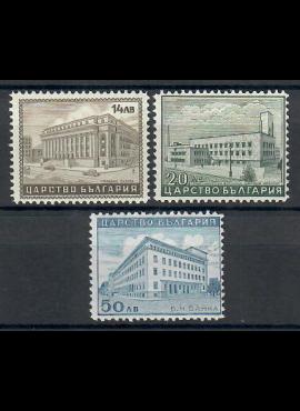 Bulgarija, pilna serija, MiNr 429-431 MNH**