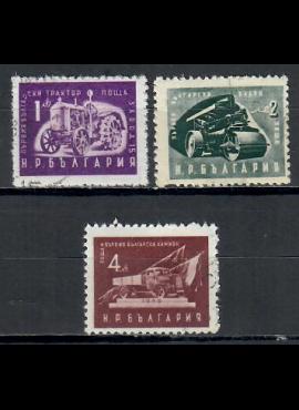 Bulgarija, pilna serija, MiNr 783-785 Used (O)