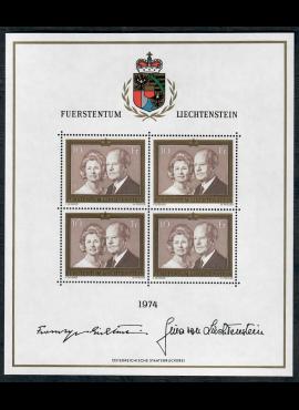 Lichtenšteinas, MiNr 614 MNH**