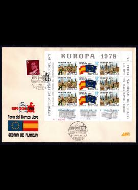 Ispanija, 1978 m. pirmos dienos vokas