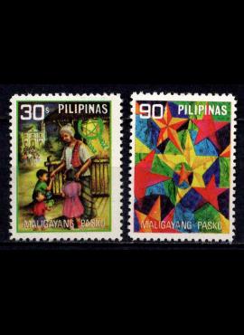 Filipinai, pilna serija MiNr 1329-1330 MNH**
