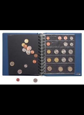 Albumas monetoms su įmautėmis LINDNER Penny 1103MY-B