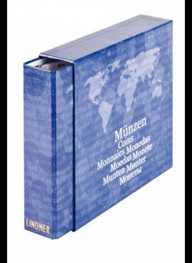 LINDNER Karat Basic monetų albumas su įmautėmis 1116M