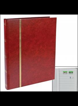 Pašto ženklų albumas,  32 puslapių,  SAFE 115-1