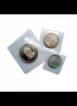 Vokeliai monetoms 65x65mm. SAFE 1302