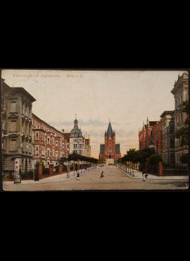 Vokietijos Reichas, 1911 m., atvirlaiškis