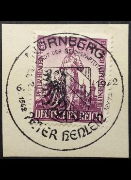 Vokietijos Reichas, MiNr 819 Used (O)