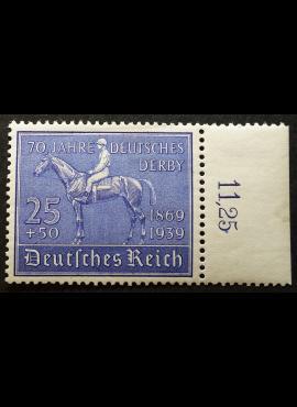 Vokietijos Reichas, MiNr 698 MLH*