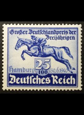 Vokietijos Reichas, MiNr 746 MLH*