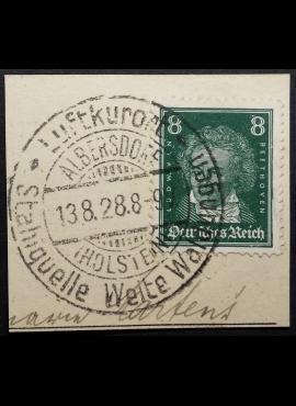 Vokietijos Reichas, MiNr 389 Used(O)