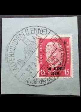 Vokietijos Reichas, MiNr 445 Used (O)