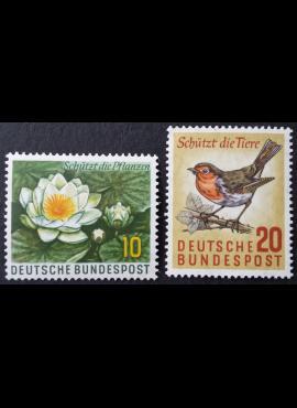 Vokietija, pilna serija MiNr 274-275 MNH**