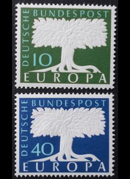 Vokietija, pilna serija MiNr 268-269 MNH**
