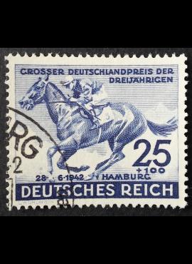 Vokietijos Reichas, MiNr 814 Used (O)