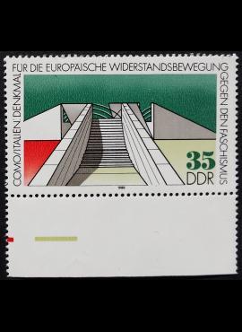 Vokietijos Demokratinė Respublika VDR MiNr 3196 MNH**