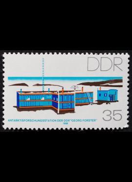 Vokietijos Demokratinė Respublika VDR MiNr 3160 MNH**