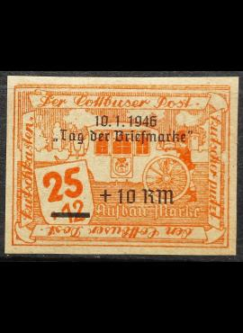 Vokietijos lokalus paštas, Kotbusas MiNr 34 MLH*