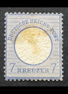 Vokietijos Reichas, 1872 m. MiNr 26 MH*