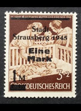 Vokietijos lokalus paštas, neoficiali laida MiNr 27 MNH**