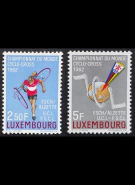 Liuksemburgas, pilna serija ScNr 384-385 MNH**