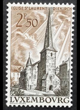 Liuksemburgas ScNr 388 MNH**