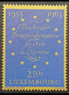 Liuksemburgas ScNr 402 MNH**