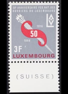 Liuksemburgas ScNr 435 MNH**
