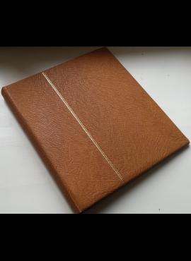 Albumas (binderis) specializuotoms kolekcijoms arba specialiems lapams su juostelėmis SAFE
