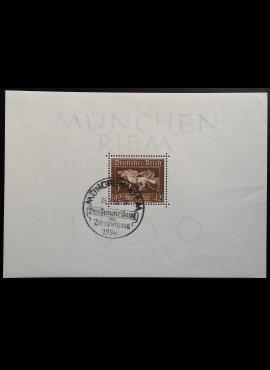 Vokietijos Reichas, Blokas 4X, MiNr 621 Used (O)