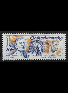 Čekoslovakija MiNr 2938 MNH**
