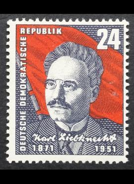 Vokietijos Demokratinė Respublika VDR, MiNr 294 MNH**