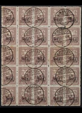 Vokietijos Reichas, Romunijos okupacija, MiNr 3 Used (O)
