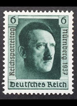 Vokietijos Reichas, MiNr 650 MLH*