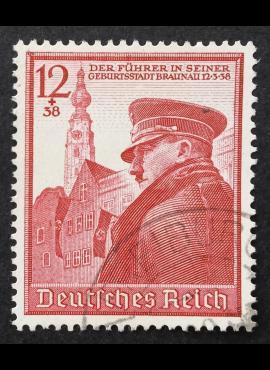 Vokietijos Reichas, MiNr 691 Used (O)