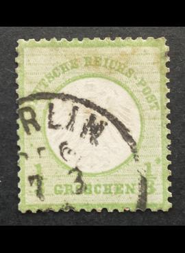 Vokietijos Reichas MiNr 2a Used (O)