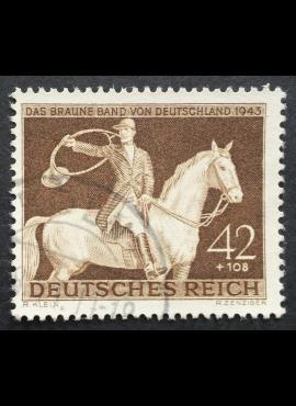 Vokietijos Reichas, MiNr 854 Used(O)