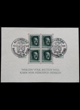 Vokietijos Reichas, Blokas 11, MiNr 650 Used (O)