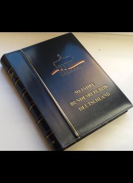 """Teminė kolekcija """"50 metų Vokietijos Federacinei Respublikai"""""""