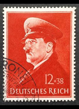 Vokietijos Reichas, MiNr 772 Used (O)