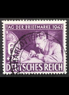Vokietijos Reichas, MiNr 811 Used (O)