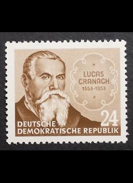 Vokietijos Demokratinė Respublika VDR MiNr 384 MNH**
