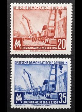 Vokietijos Demokratinė Respublika (VDR), pilna serija MiNr 518-519 MNH**
