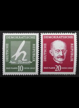 Vokietijos Demokratinė Respublika (VDR), pilna serija MiNr 626-627 MNH**