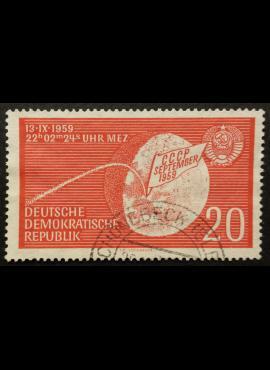 Vokietijos Demokratinė Respublika VDR, MiNr 721 Used (O)
