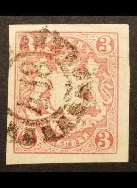 Senoji Vokietija, Bavarija, MiNr 15 Used (O)