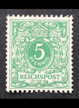Vokietijos Reichas MiNr 46 MNG (*)