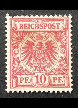 Vokietijos Reichas MiNr 47 MNG (*)