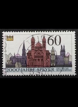 Vokietija MiNr 1444 Used (O)