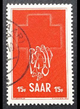 Saras MiNr 318 Used (O)